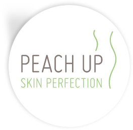 Peach Up Skin Perfection Logo